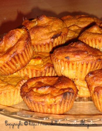 muffins patate douce1