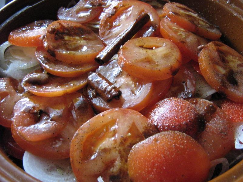 Tagine de cuisse de dinde makfoul mince alors - Comment cuisiner des cuisses de dinde ...