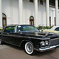 Imperial crown lebaron 4door hardtop 1961