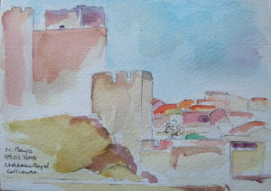 COLLIOURE_16_AQUARELLE