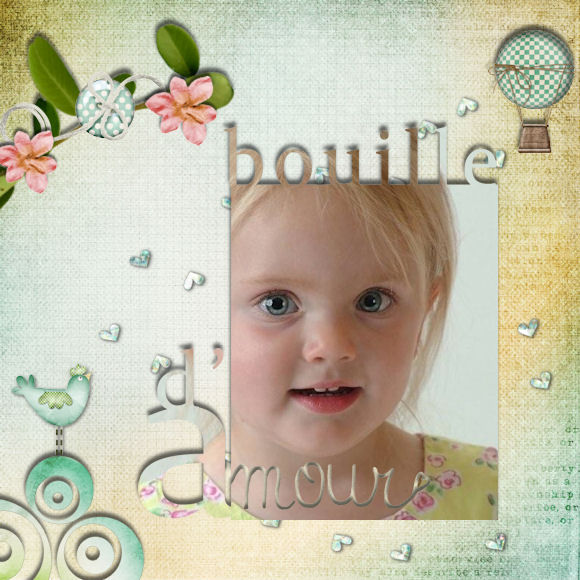 Template Bouille d'amour/Barbara