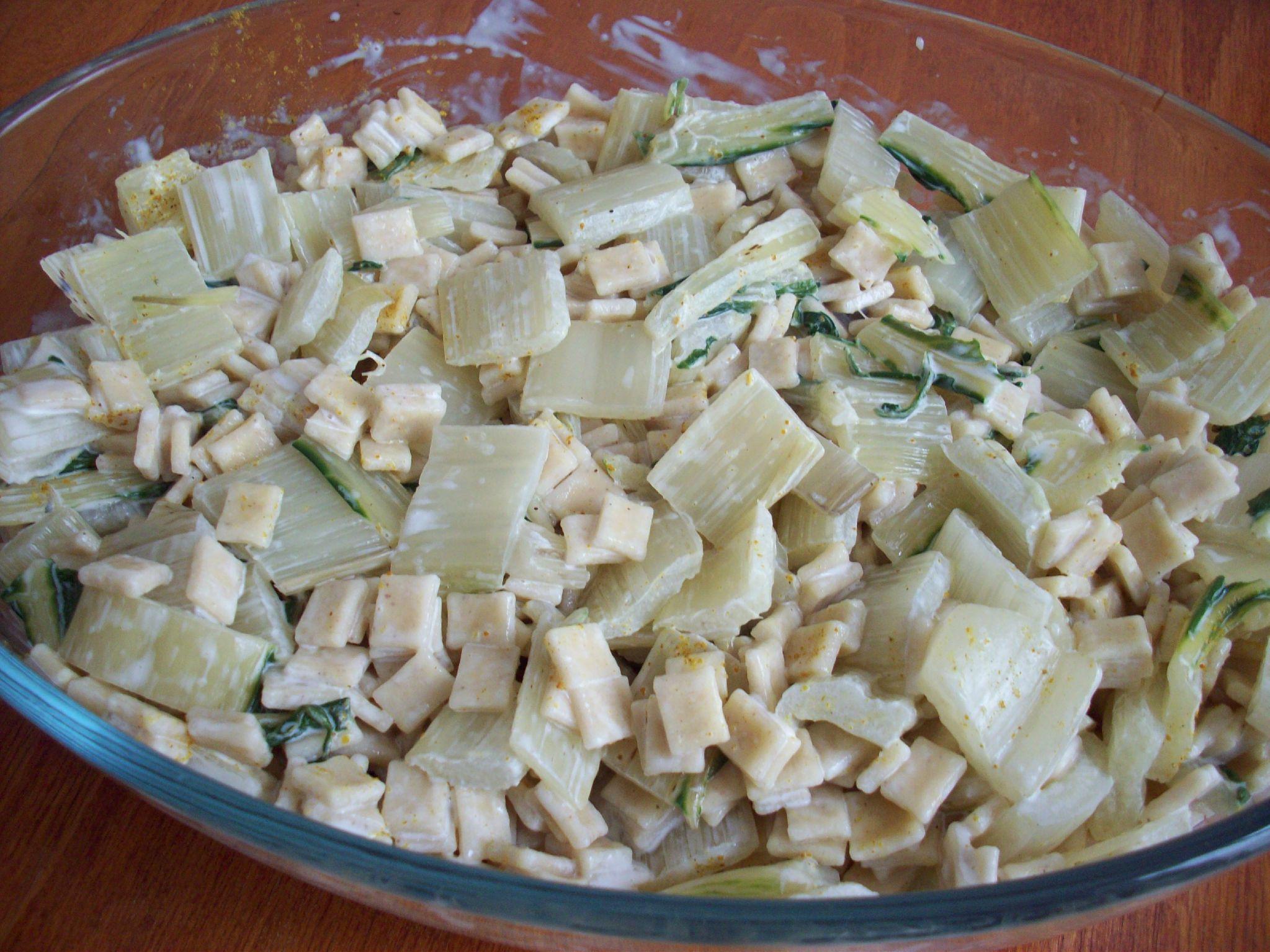 Cotes de porc aux herbes et son gratin de crozets aux - Cuisiner des cotes de blettes ...