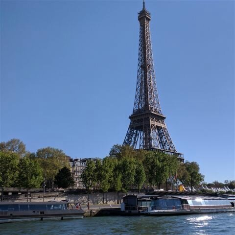Eiffel Tower ! ©Kid Friendly