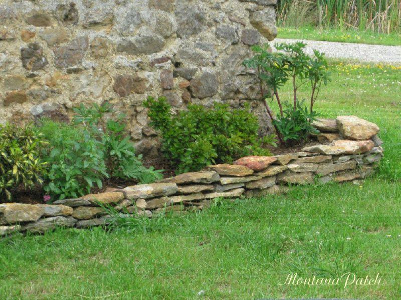 Jardini Re En Pierres S Ches Montanapatch