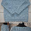 Roselaine pull Drops Design 1