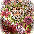 My tiger débardeur