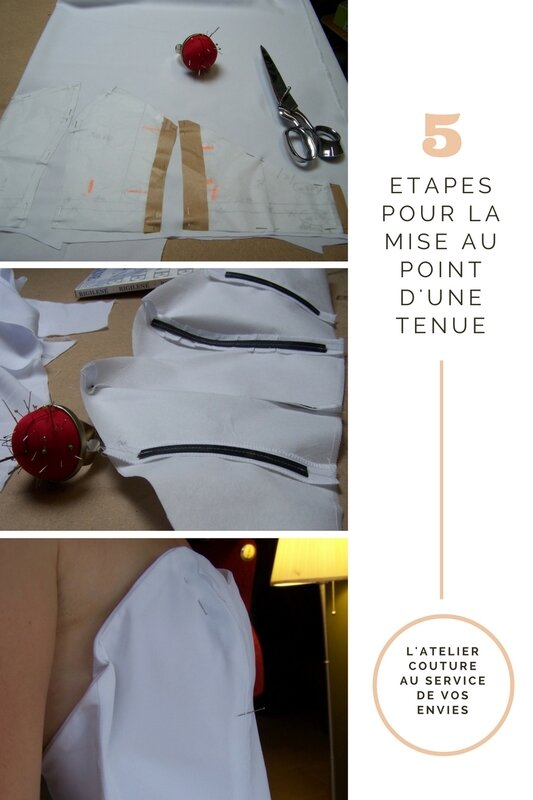 Atelier Couture ET QUAND BIEN MEME à Marssac (81)