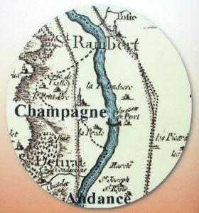 Champagne église Saint-Pierre plan 3