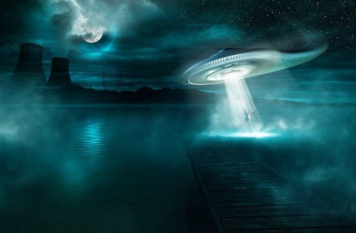 235803__situation-ufo-ufo-abduction-human-night-water-lake-tree-pavement-pier-mountain-plant_p