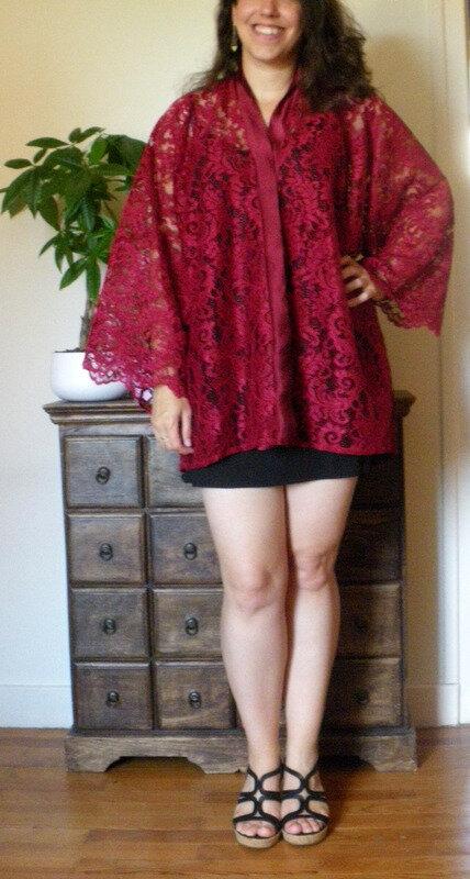 Kimono dentelle (2)