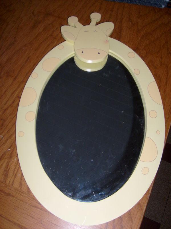 Miroir ovale deco deco eleonore deco02 for Pochoir pour miroir