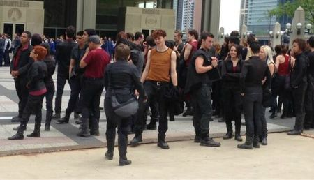 Dauntless clothes Divergent