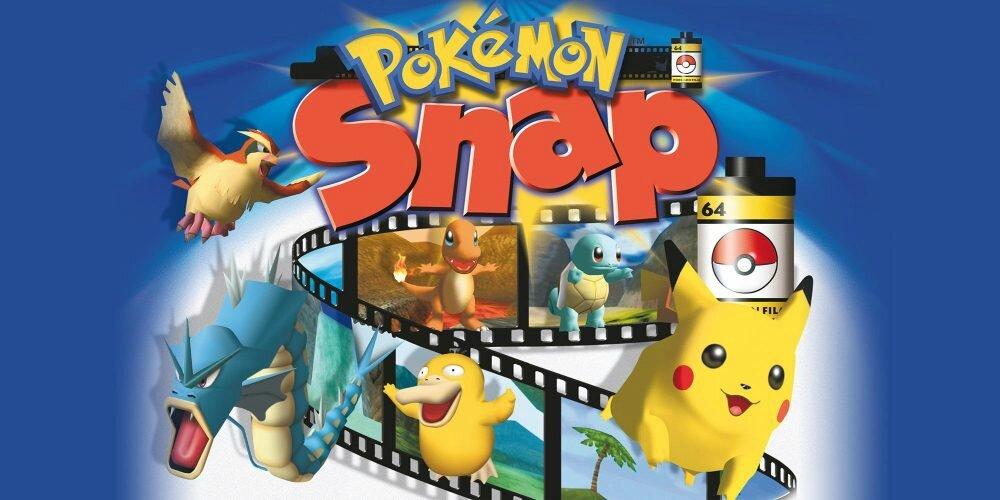 Pokémon Snap est disponible sur l'eshop de la Wii U