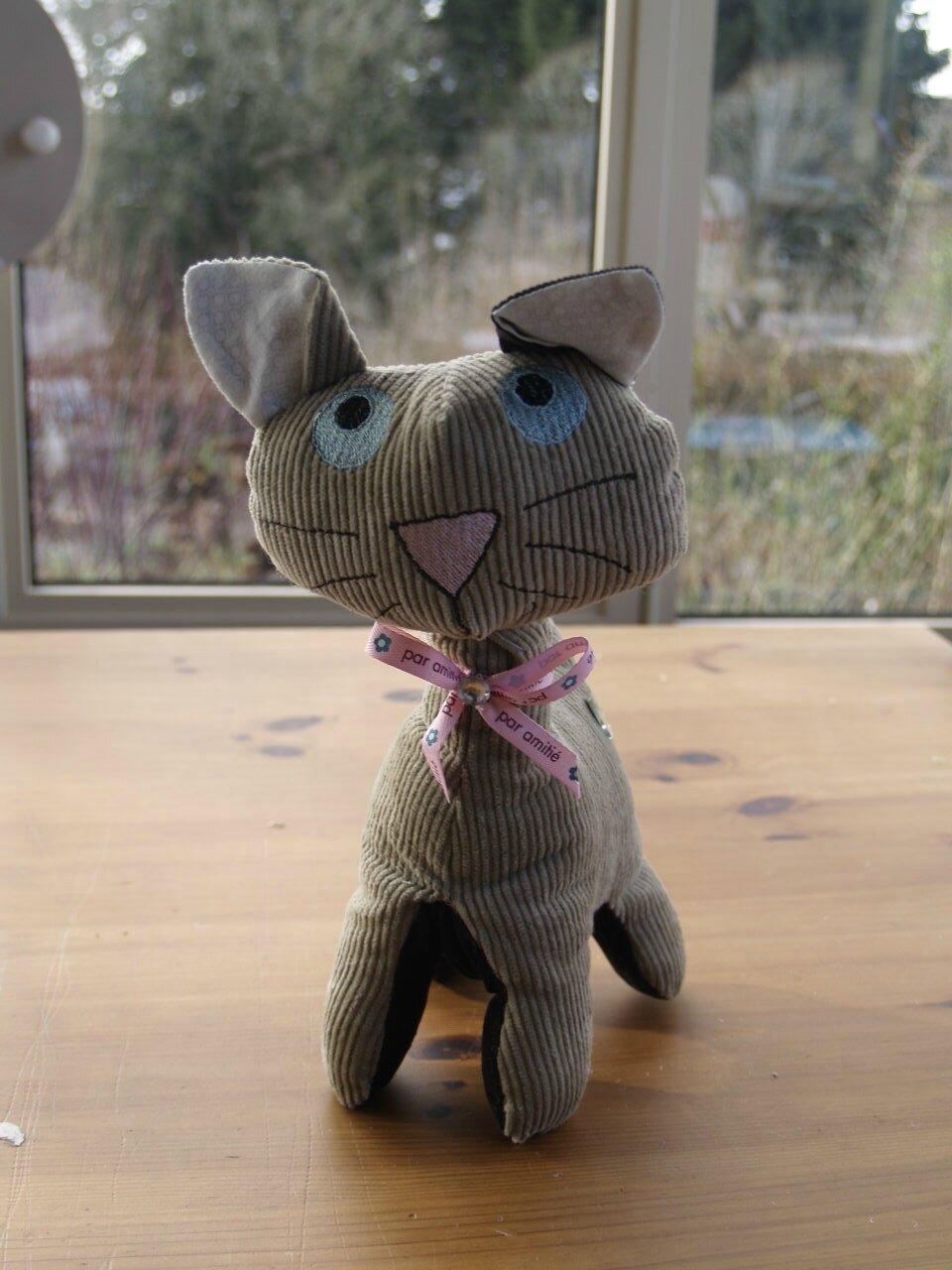 Le petit chat d' Elo