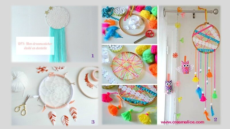 IDEES DREAMCATCHERS