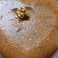 Gâteau aux noix et noisettes (sans farine)