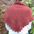 The Charlotte Brontë shawl/mars-nov2006