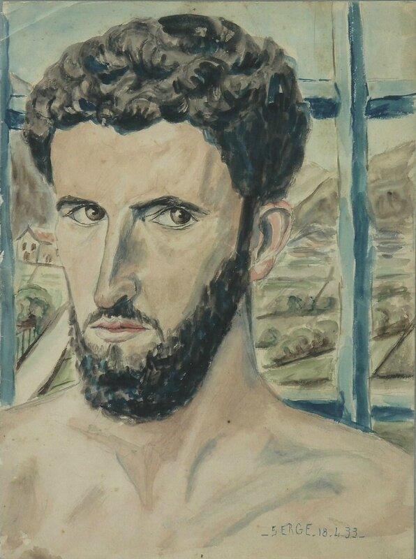 Autoportrait 1933