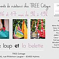 Expo-vente chez tree cottage