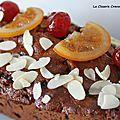 Le cake aux fruits confits par pierre hermé
