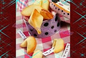 biscuits porte-bonheur