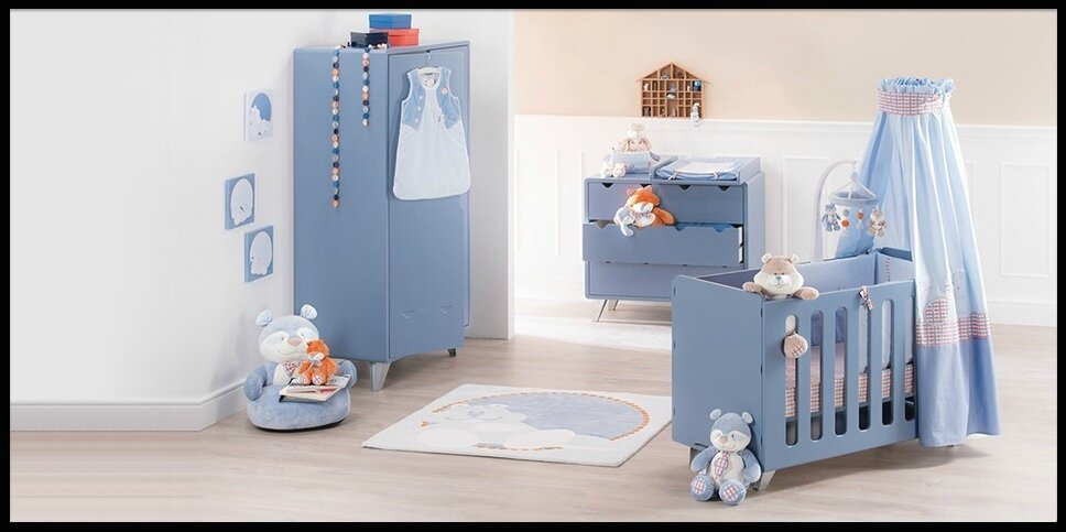 Chambre b b blue mountains noukie s le blog de moon for Chambre bebe noukies