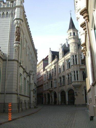 Grande Guilde, Riga