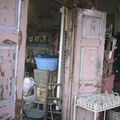 Shabby chic à Johannesbourg