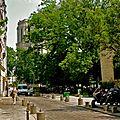 Rue Saint-Julien le Pauvre.