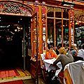 Terrasse du Montparnasse 1900.