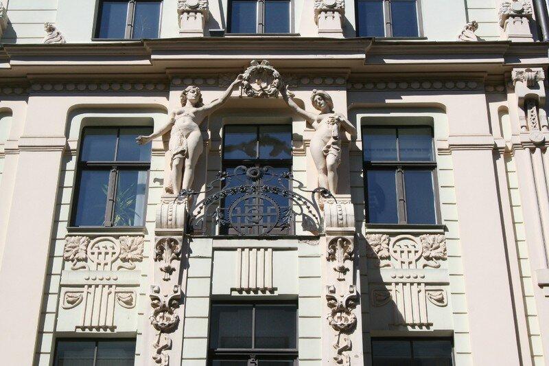Details Art Nouveau