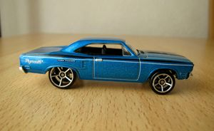 Plymouth roadrunner de 1970 -Hotwheels- 03