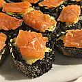 #325 - saumon gravlax