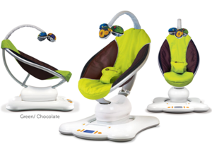 mamaroo_green_set