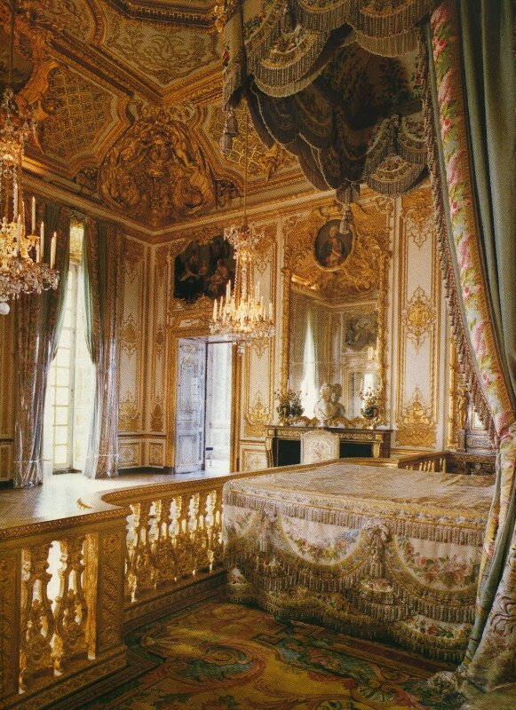 chambre de la reine photo de versailles documents