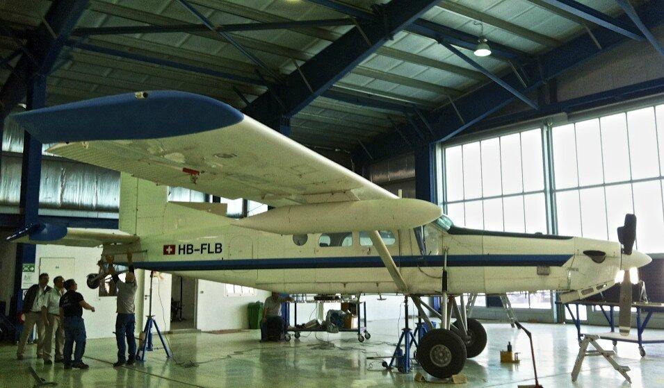 PC-6 / HB-FLB