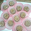 Skandarnettes aux cacahuettes( petits gateaux algeriens)