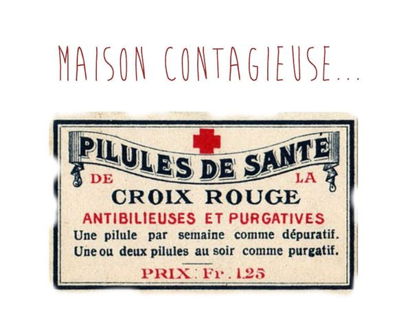 Maison contagieuse