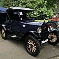 Ford model t roadster - 1926