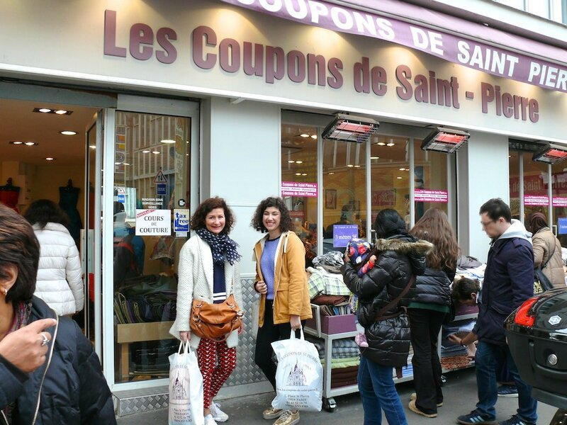 Marthe aux petits pois bee made - Coupon de saint pierre ...