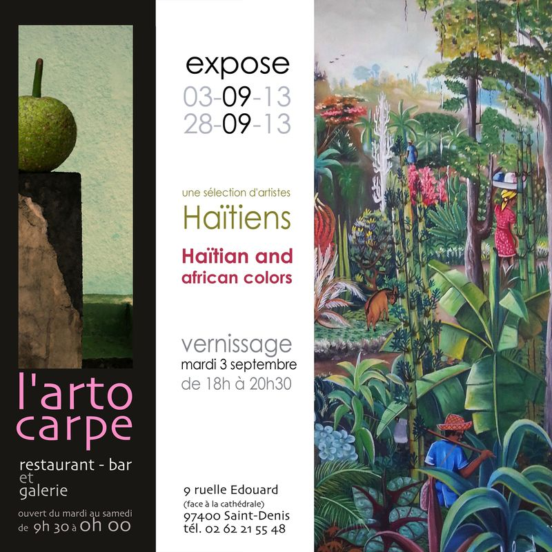carton expo haïtien hd