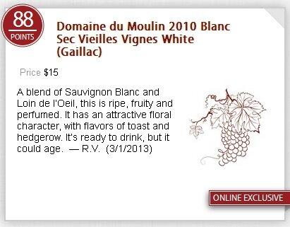 Moulin---Vielles-Vignes-White,-Blanc--2010