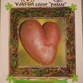 Mamipomme pour mon appel sur les coeurs