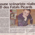 Article Le Parisien - 25 avril 2009