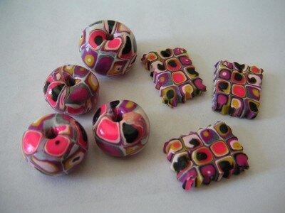 Perles mosaïque 02