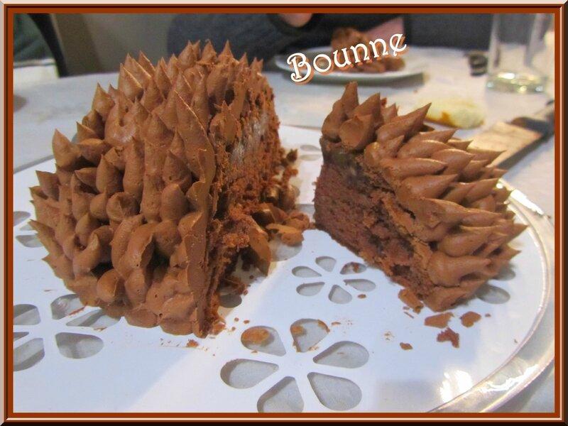 Gâteau Hérisson (9)