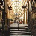 11c - Passage Couvert - Galerie Vivienne - Vue des 2 niveaux