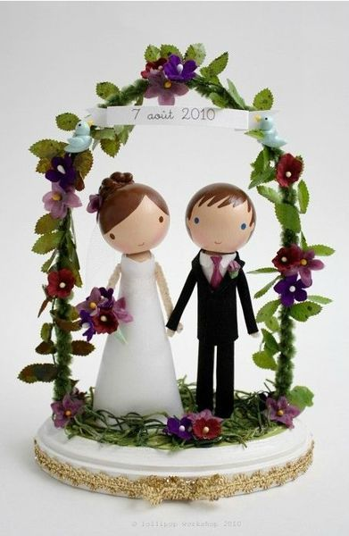 Cake Topper Lollipop Workshop
