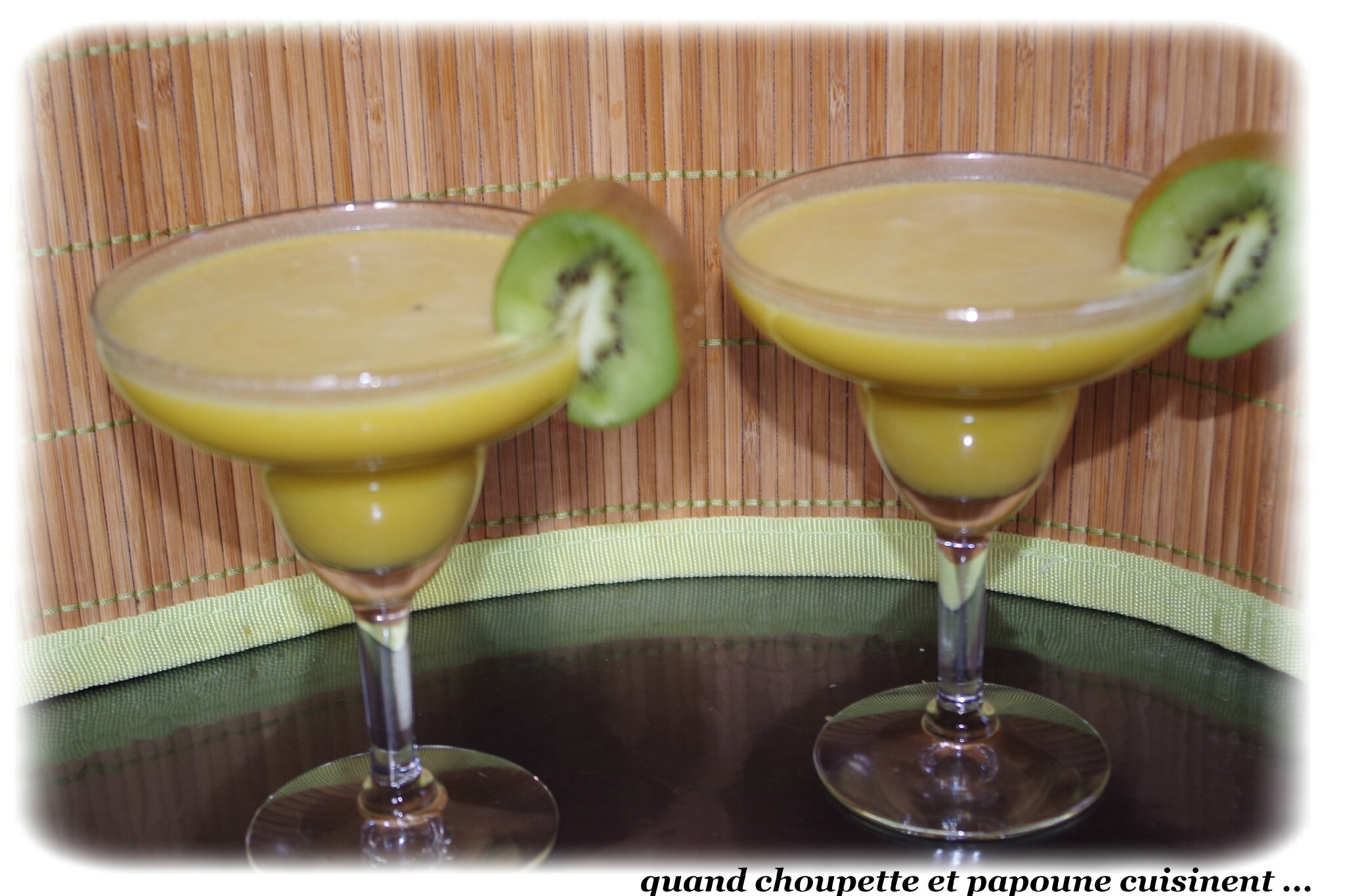 COCKTAIL COCO-MANGUE