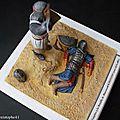 Templier bataille de Mansourah 1250 - PICT4701